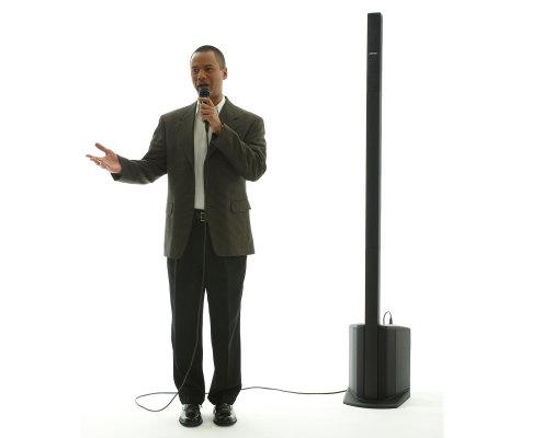 hyra ljud konferens talare högtalare stockholm bose compact l1