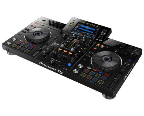 hyra Pioneer XDJ-RX2 DJ mixerbord Stockholm