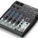 hyra mixerbord behringer behringer xenyx 802