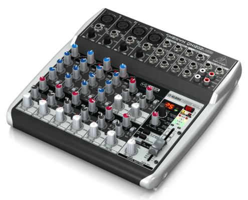 hyra mixerbord stockholm behringer xenyx qx1202usb