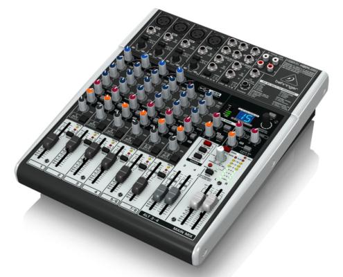 hyra mixerbord stockholm behringer xenyx x1204usb
