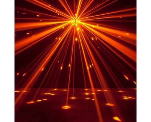 orange discokula starburst