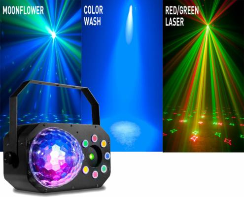 hyr disco lampa stockholm stinger star